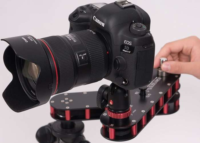 GlideArm 2 Linear Panning Solution For DSLR Cameras
