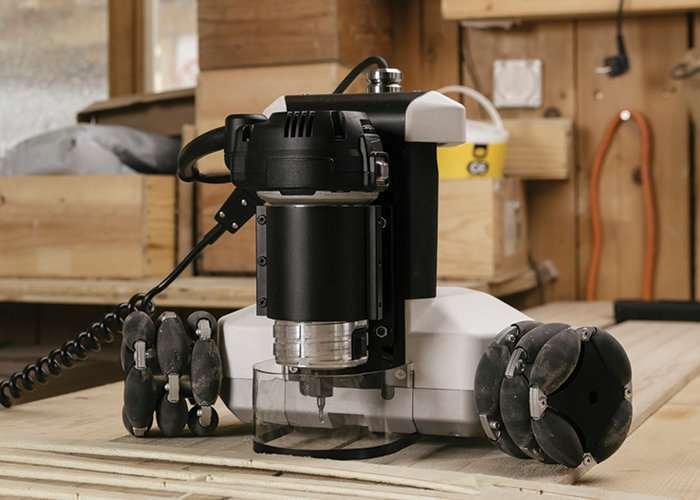 Goliath CNC Robot