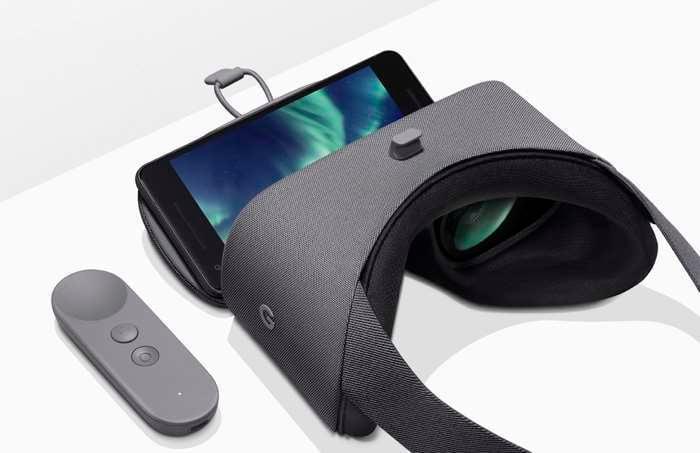 Google Daydream View VR
