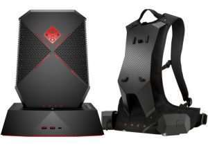 HP OMEN X VR Backpack PC Available Next Week From $2,500