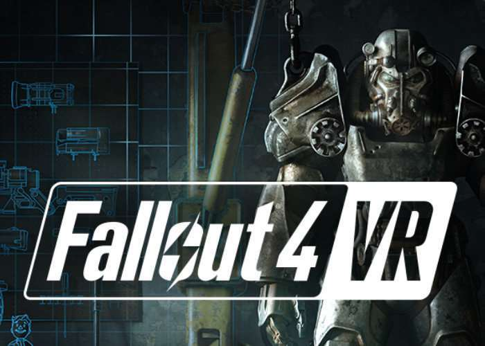 Fallout 4 VR Is Free When You Buy HTC Vive