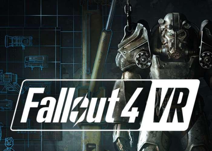 HTC Vive Fallout 4 VR Bundle