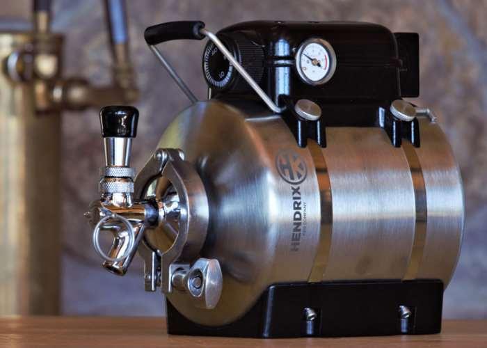 Hendrix Craft Beer Keg