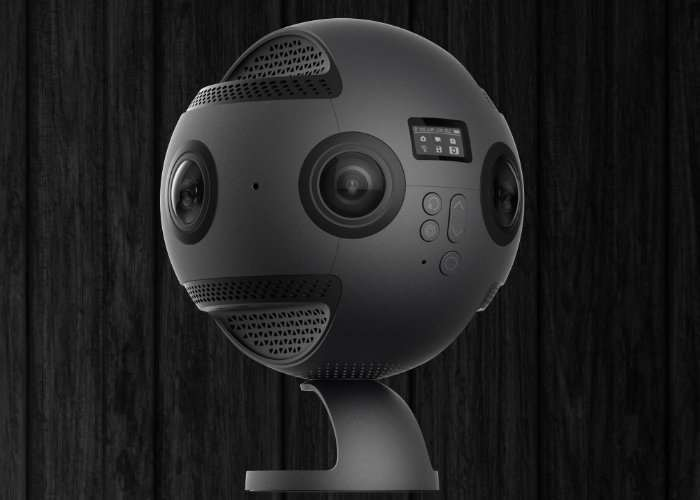 Insta360 Pro Camera