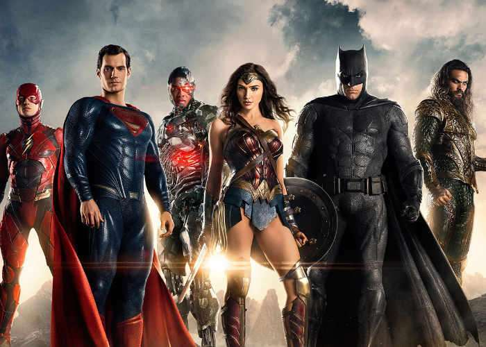 Justice League Gets A New Video Featuring the Superheroes Going