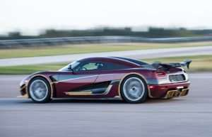Koenigsegg Agera RS Breaks 0 To 400 KM/H Record (Video)