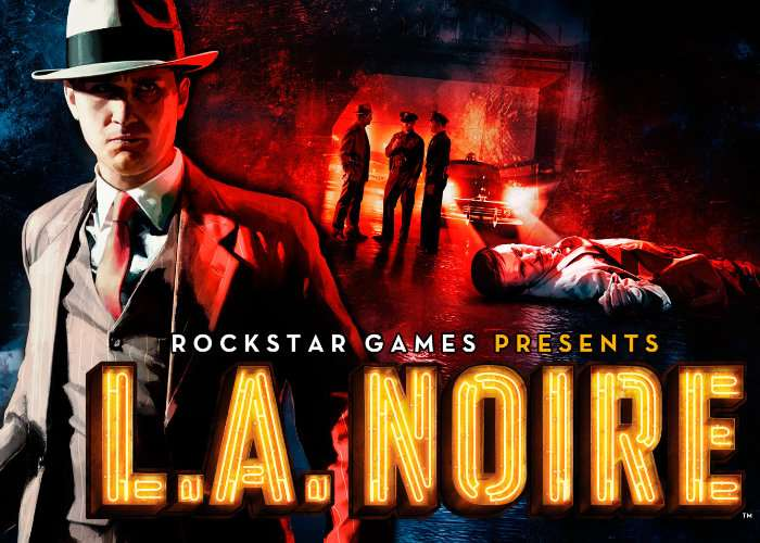L.A. Noire 4K Ultra HD Gameplay