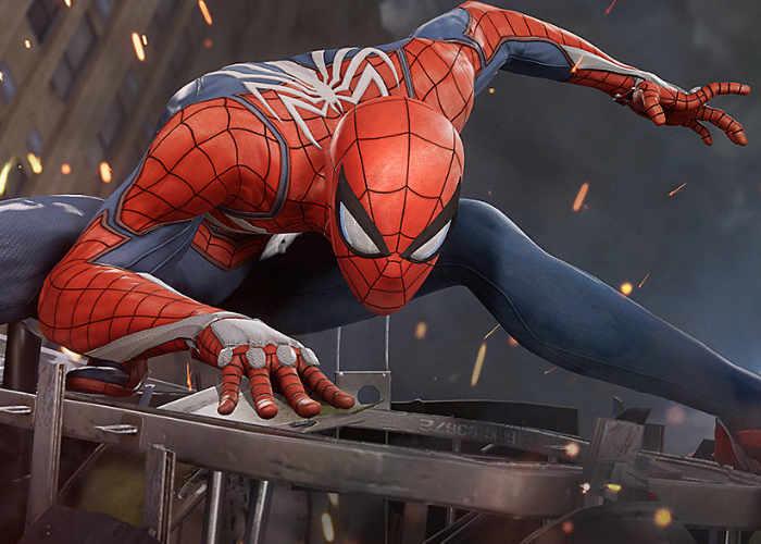 Marvel's Spider-Man Paris Game Week 2017