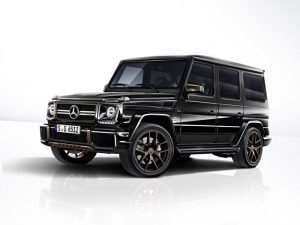 The Mercedes AMG G 65 Final Edition Announced, Costs €310,000