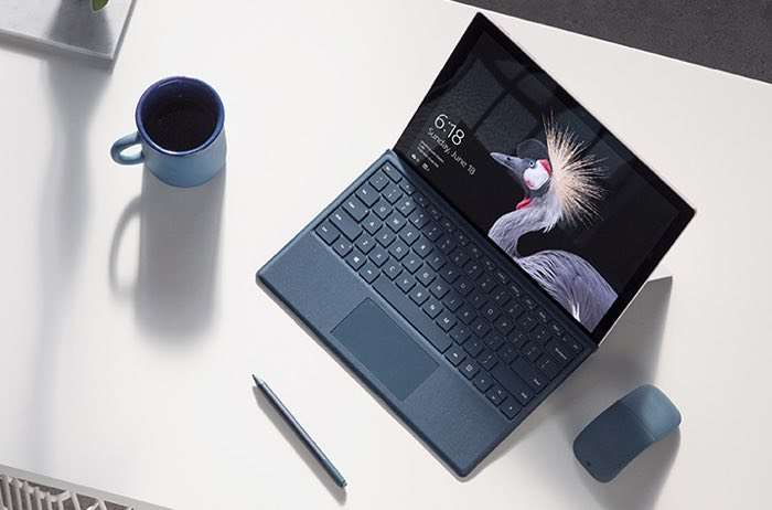 Microsoft to Launch Surface Pro with LTE Advanced in December 2017