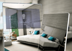 Monolith Smart Mirror Hits Kickstarter (video)