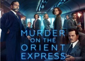 "Murder on the Orient Express ""Mystery"" Trailer"