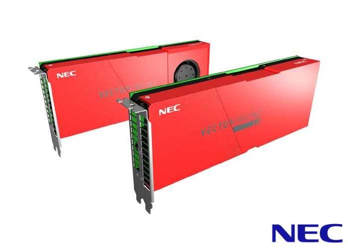 NEC SX-Aurora TSUBASA Vector Engine