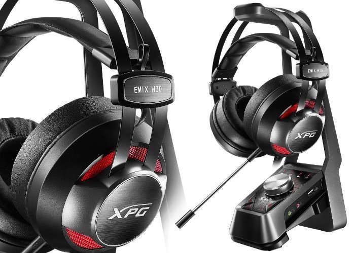New ADATA XPG EMIX Headsets