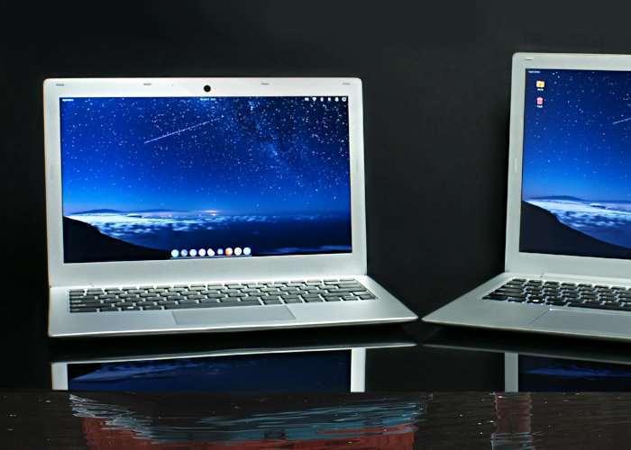 New Alpha Linux Laptops
