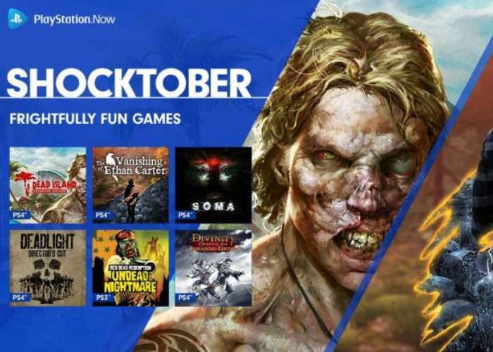 New PlayStation Plus Games October 2017