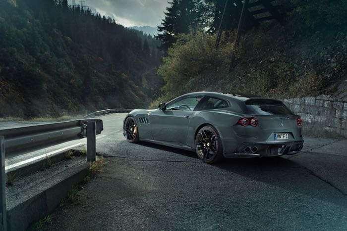 Novitec Ferrari GT4 Lusso