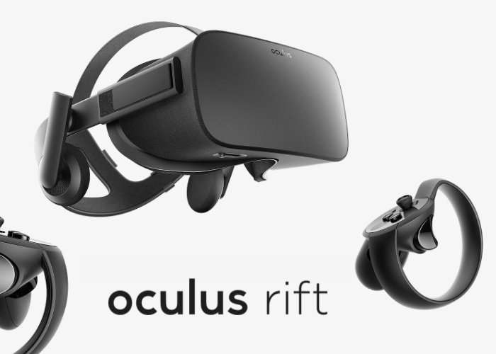 Oculus Rift VR Headset Price
