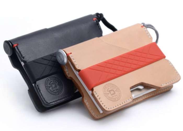 P01 Pioneer Bifold Wallet And Pen