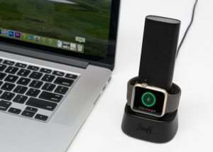 Pawatch Mobile And Desktop Apple Watch Charger (video)