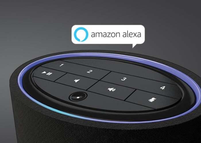 Phorus PS10 Amazon Alexa Speaker
