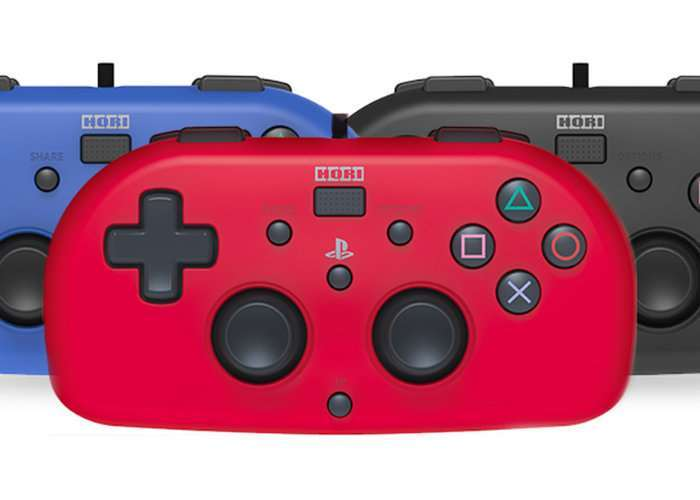 New PS4 Controllers Revealed - Nacon, HORI and @PLAY