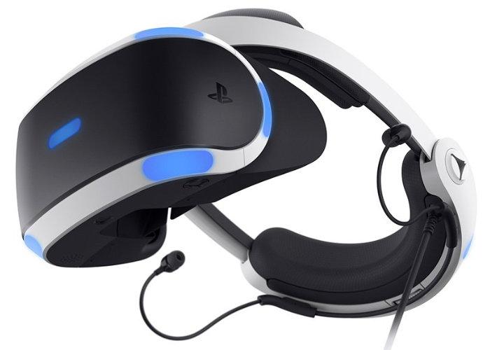 PlayStation VR CUH-ZVR2