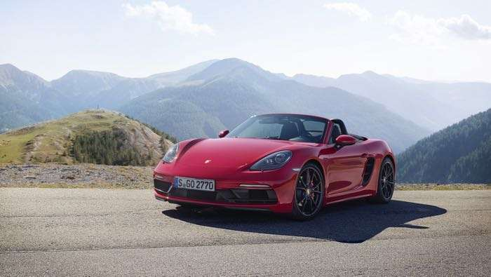 New Porsche 718 Gts Cayman And Boxster Announced Video