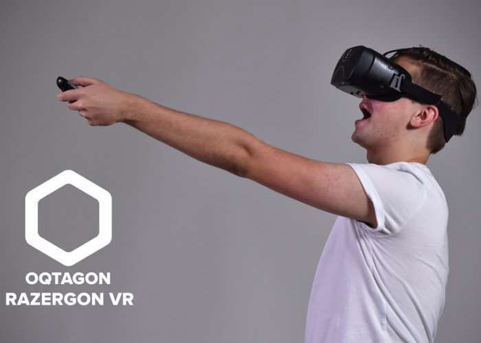 RAZERGON VR Wireless Virtual Reality Headset