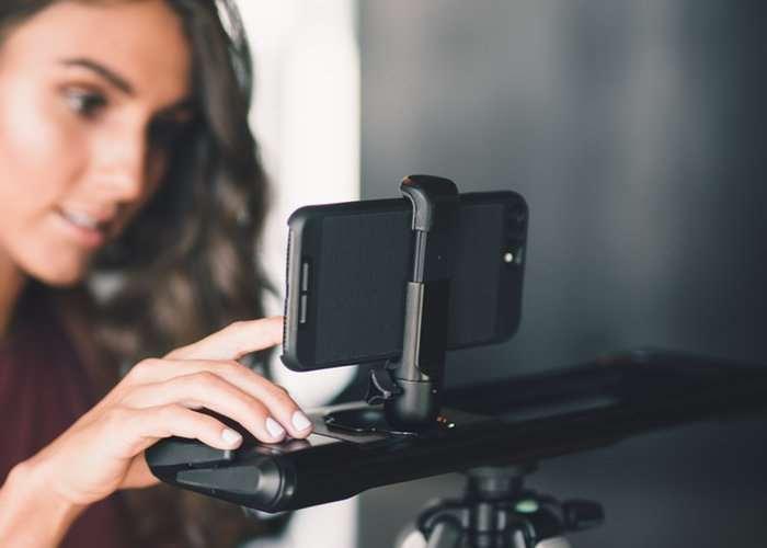 ROV Camera Slider