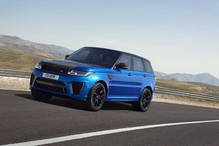 Land Rover reveals new Range Rover Sport plug-in hybrid
