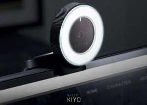 Razer Kiyo Streaming Camera Complete With Light