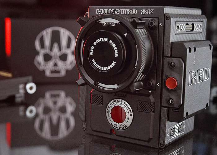 RED Monstro 8K VV Camera