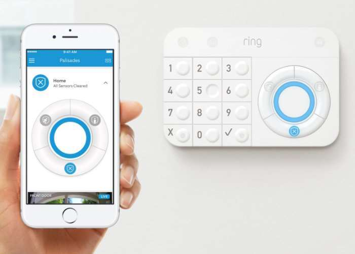 Ring Protect DIY Home Security System
