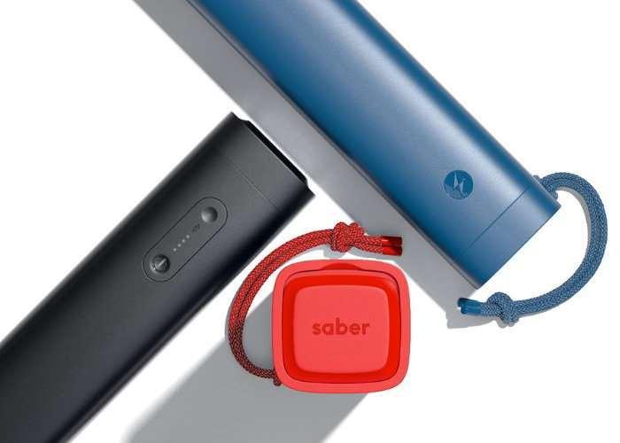 Saber 23,000mAh Portable Battery
