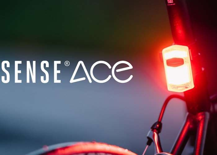 Sense ACE Smart Bike Light