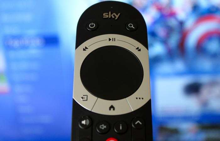 Sky Q is getting system-wide voice control