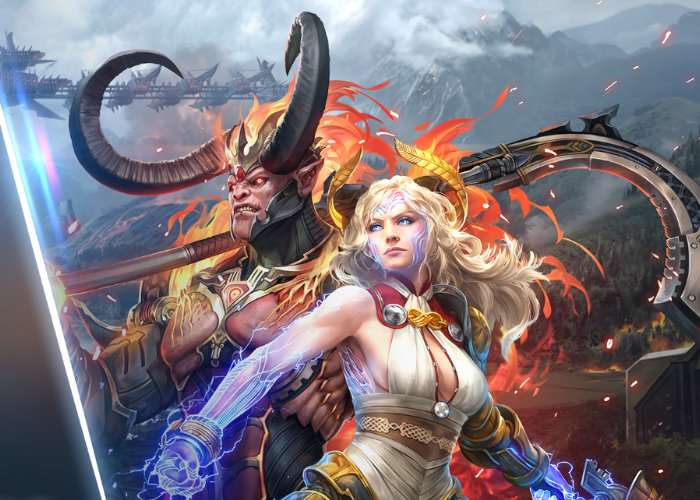 Skyforge Action MMORPG Announcement Trailer