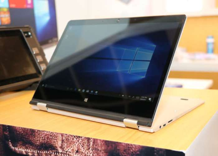 Skyworld Windows 10 Convertible Laptop With Intel Gemini Lake Processor