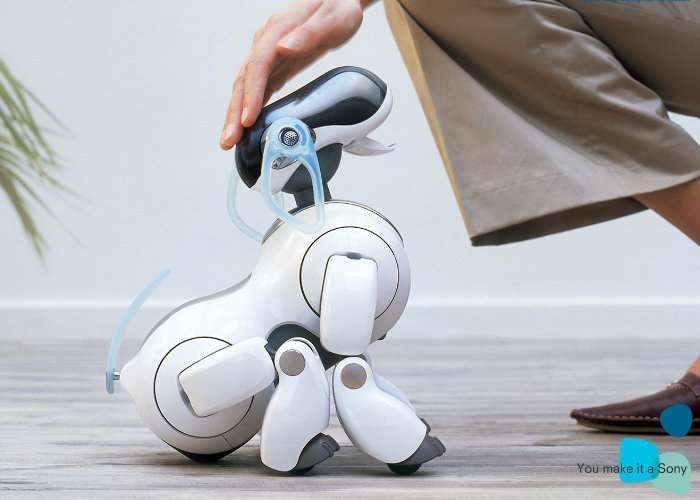 Sony Developing New Household Robot