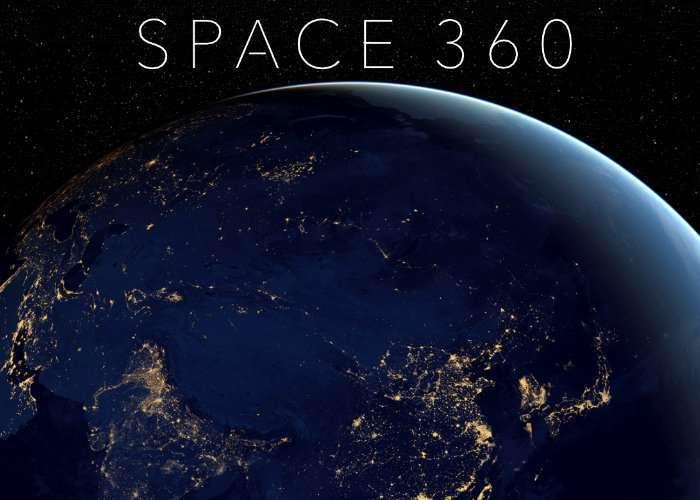 Space 360 Virtual Reality International Space Walk