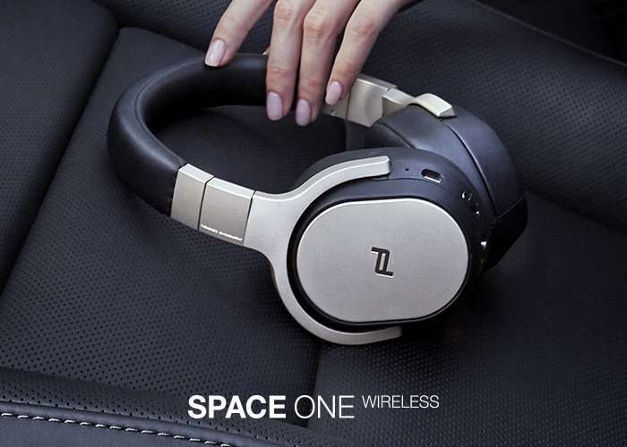 Space One Wireless Porsche Design and KEF