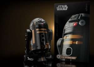 Sphero R2-Q5 Star Wars Robot Available To Buy At New York Comic-Con