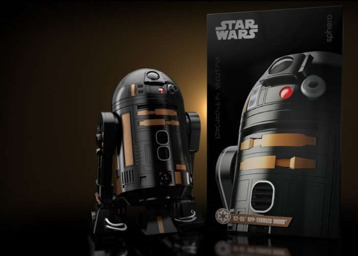 Sphero launches R2-Q5 droid