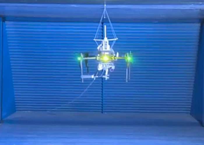 SpiderMAV Drone