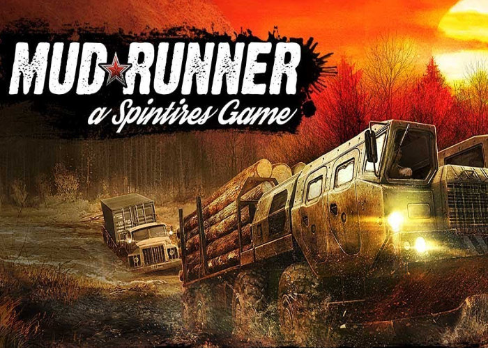 spintires mudrunner launches today on ps4 xbox one and pc. Black Bedroom Furniture Sets. Home Design Ideas