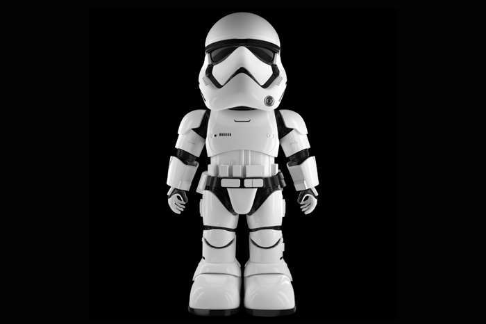 Star Wars First Order Stormtrooper Robot
