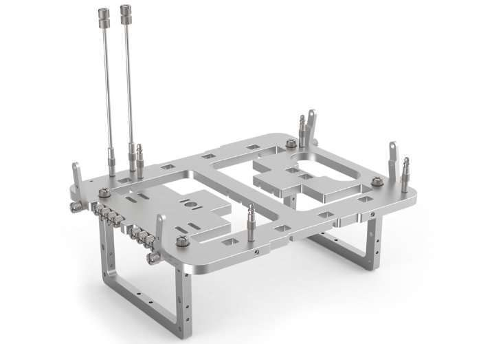 Streacom BC1 Mini Chassis Open Bench Table