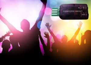Subwoofer Adapter Enhances Your Bass And More In Your Existing System