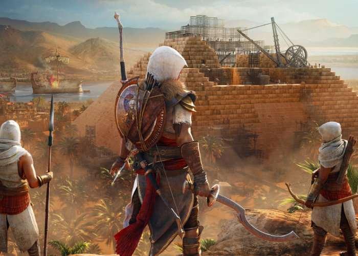 Assassin's Creed Origins Season Pass